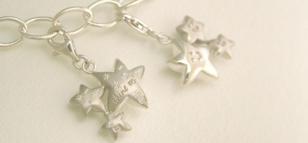 Shine On! Star Charm
